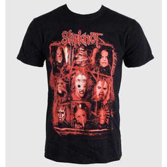 Majica muška Slipknot - Rusty Lice - Blk - BRAVADO EU, BRAVADO EU, Slipknot