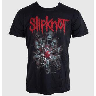 Majica muška Slipknot - Shatte - Blk - BRAVADO EU, BRAVADO EU, Slipknot