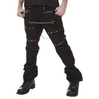 hlače muške (kratke hlače) DEAD THREADS - TT9778