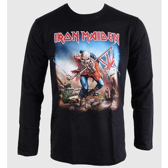 Majica muška dugi rukav Iron Maiden - Trooper - BRAVADO EU, BRAVADO EU, Iron Maiden