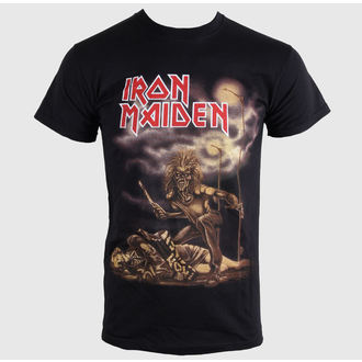 Majica muška Iron Maiden - Sanctuary - Crno - BRAVADO EU, BRAVADO EU, Iron Maiden