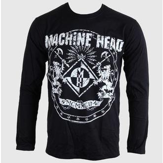 Majica muška dugi rukav Machine Head - Classic Grb - BRAVADO EU, BRAVADO EU, Machine Head