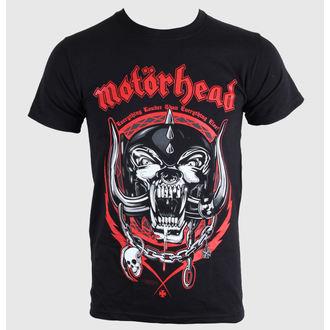 Majica muška Motörhead - Lightning Wreath - Crno - BRAVADO EU, BRAVADO EU, Motörhead