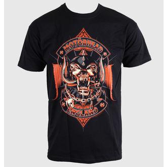 Majica muška Motörhead - Orange - Crno - BRAVADO EU, BRAVADO EU, Motörhead