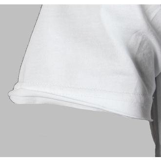Majica muška AMPLIFIED - Jimi Hendrix - Bijelo, AMPLIFIED, Jimi Hendrix