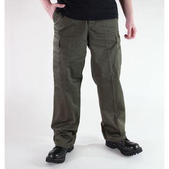 hlače muške MIL-TEC - Sjedinjene Države Forestr Crijevo - Oliv, MIL-TEC