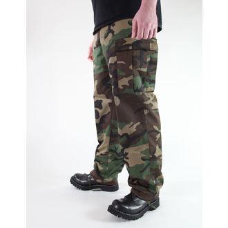 hlače muške MIL-TEC - Sjedinjene Države Forestr Crijevo - Šumovit kraj, MIL-TEC