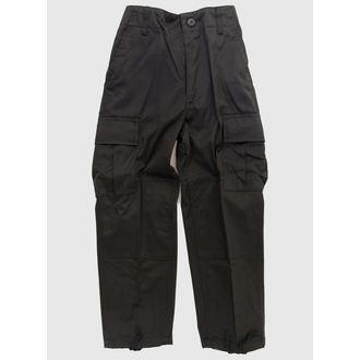 hlače djeca MIL-TEC - Sjedinjene Države Crijevo - Crno, MIL-TEC