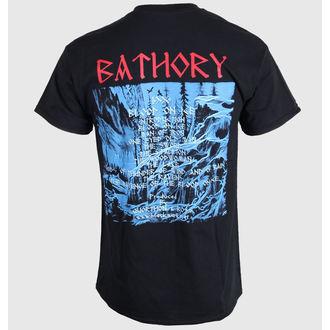 Majica muška Bathory - Krv On Led - PLASTIC HEAD, PLASTIC HEAD, Bathory