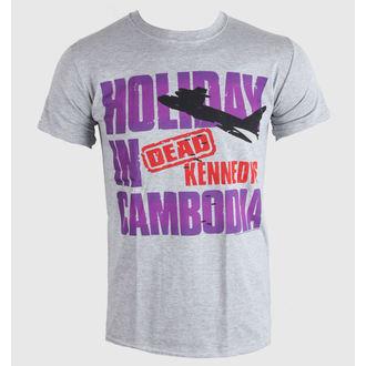 Majica muška Mrtav Kennedys - Holiday U Cambodia 2 - PLASTIC HEAD, PLASTIC HEAD, Dead Kennedys