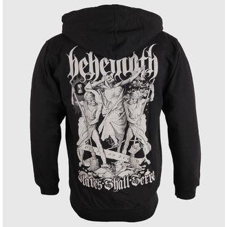 hoodie muški Behemoth - Slaves Treba Služiti - PLASTIC HEAD, PLASTIC HEAD, Behemoth