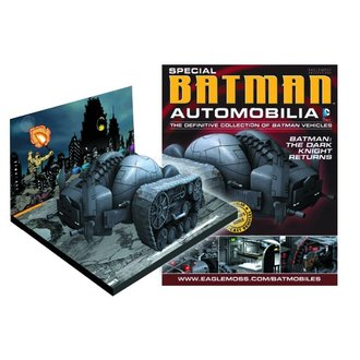 Ukras , automobil Batman - The Dark Knight - Poseban Spremnik, NNM, Batman