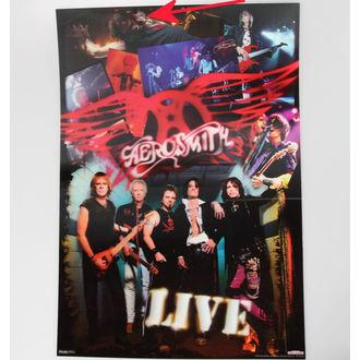 slika 3D Aerosmith - Pyramid Plakati - PPLA70121, PYRAMID POSTERS, Aerosmith