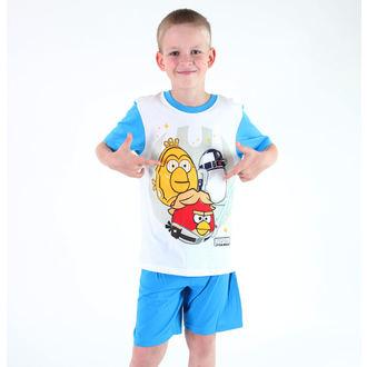 pidžama dečki TV MANIA - Angry Birds - Bijelo, TV MANIA
