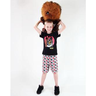 pidžama dečki TV MANIA - Angry Birds - Crno, TV MANIA