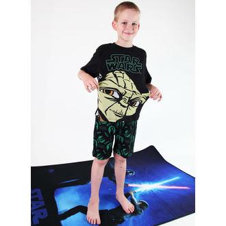 pidžama dečki TV MANIA - Star Wars - Crno, TV MANIA