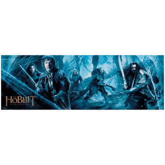 plakat The Hobbit - Flag, GB posters