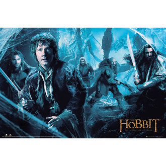 plakat The Hobbit - Desolation od Smaug Mirkwood - GB posters, GB posters