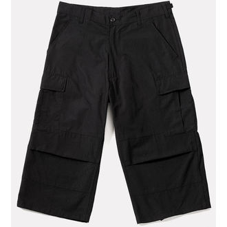 3/4 hlače muške ROTHCO - Capri  - Crno, ROTHCO