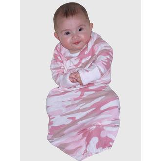 Jednodijelni kombinezon na spavanje djeca ROTHCO - INFANT PC - Rozo CAMO, ROTHCO