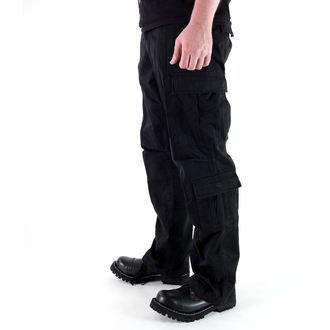 hlače muške ROTHCO - VINTAGE PARATROOPER FATIGUES - Crno - 2986