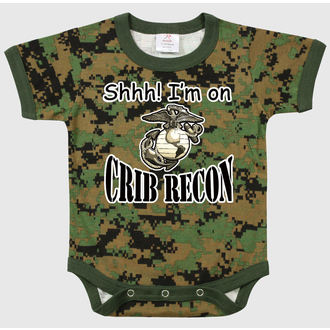 Dječji bodi ROTHCO - CRIB RECON - W DIGITAL, ROTHCO