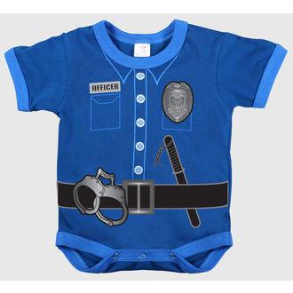 Dječji bodi ROTHCO - POLICIJSKA UNIFORM - NAVY, ROTHCO