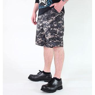 kratke hlače muške ROTHCO - BDU P/C - Podčinjen URBAN DIGITAL, ROTHCO