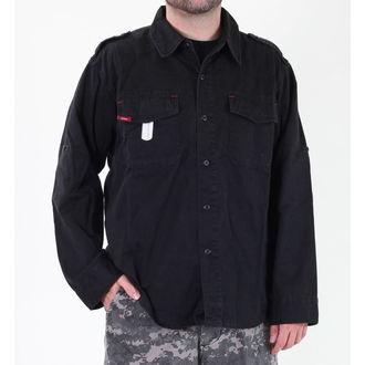 košulja muška ROTHCO - VINTAGE BDU - Crno, ROTHCO