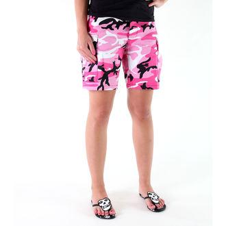kratke hlače ROTHCO - BDU P/C - Rozo CAMO, ROTHCO