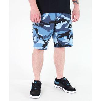 kratke hlače muške ROTHCO - BDU P/C - SKY PLAVA CAMO, ROTHCO