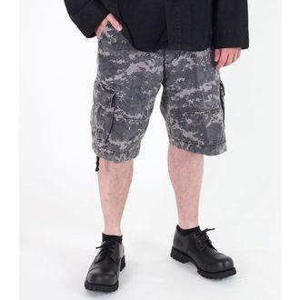 kratke hlače muške ROTHCO - VINTAGE INFANTRY - Podčinjen URBAN DIGI, ROTHCO