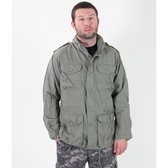 jakna muška proljeće / jesen ROTHCO - Lak VINTAGE M-65 - SAGE, ROTHCO