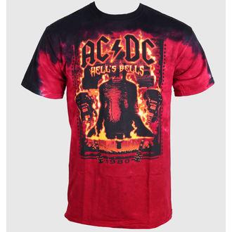 Majica muška AC / DC - Bells - LIQUID PLAVA, LIQUID BLUE, AC-DC