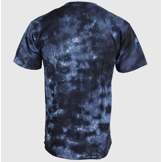 Majica muška Kiss - Hotter Than Hell - LIQUID PLAVA, LIQUID BLUE, Kiss