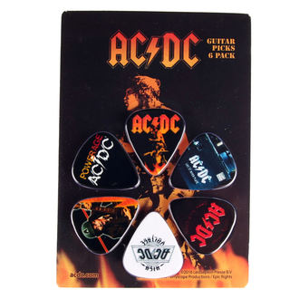 picks AC / DC - PERRIS Kožne hlače, PERRIS LEATHERS, AC-DC