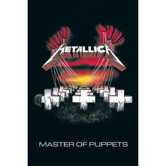 plakat Metallica - Majstor Od Puppets - PYRAMID POSTERS
