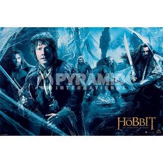 plakat Hobbit - Dos - Mirkwood - PYRAMID POSTERS, PYRAMID POSTERS