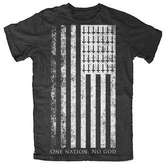 Majica muška BLACK CRAFT - Jedan Nation. Ne Bog - Crno - MT024ON
