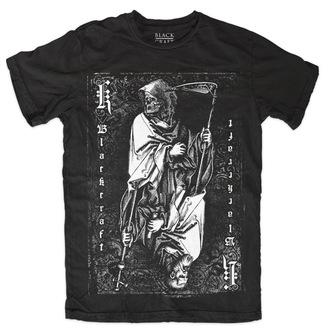 Majica muška BLACK CRAFT - Death To Bogovi - Crno - MT088DS