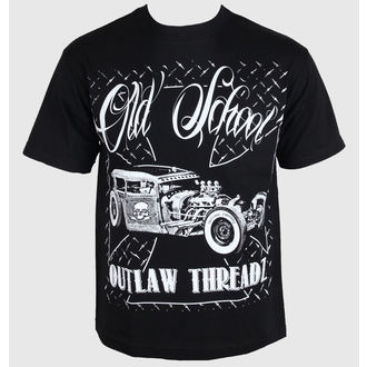 Majica muška Outlaw Threadz - Old School, OUTLAW THREADZ