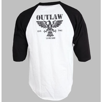 Majica muška sa 3/4 rukavom Outlaw Threadz - Grb, OUTLAW THREADZ