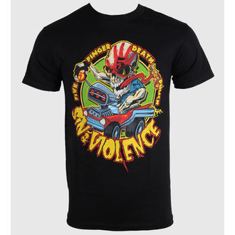 Majica muška Five Finger Death Punch - Sin & Nasilje - Crno - BRAVADO, BRAVADO, Five Finger Death Punch