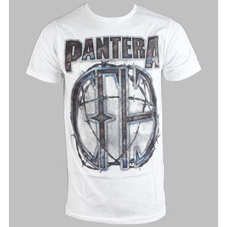 Majica muška Pantera - 81 - Bijelo - BRAVADO, BRAVADO, Pantera