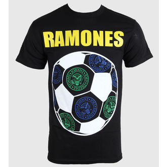 Majica muška Ramones - Brazil Seals - Crno - BRAVADO, BRAVADO, Ramones