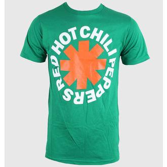Majica muška Red Hot Chili Peppers - Asterisk Irish - Zelen - BRAVADO, BRAVADO, Red Hot Chili Peppers