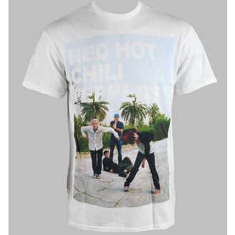 Majica muška Red Hot Chili Peppers - Drop Van - Bijelo - BRAVADO, BRAVADO, Red Hot Chili Peppers