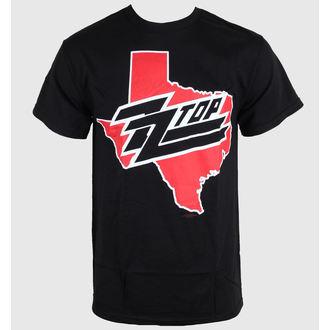 Majica muška ZZ-Top - Teksas - Crno - BRAVADO, BRAVADO, ZZ-Top