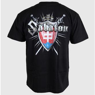 Majica muška Sabaton - Swedisch - Crno - Carton, CARTON, Sabaton