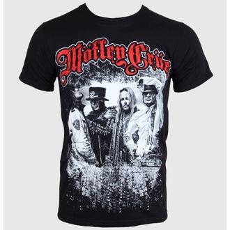Majica muška Mötley Crüe - Najveći Hits Bandshot - Crno - ROCK OFF